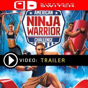 American Ninja Warrior Nintendo Switch Prices Digital or Box Edition