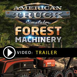 Buy American Truck Simulator Forest Machinery CD Key Compare Prices