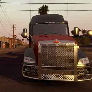 American Truck Simulator Starter Pack California: Truck Front View