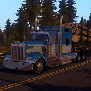 American Truck Simulator Starter Pack California: Transporting