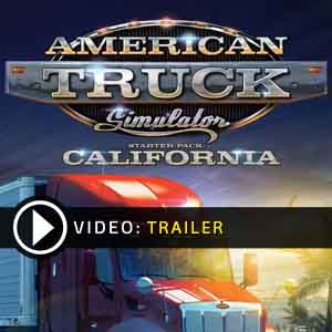 Buy American Truck Simulator Starter Pack California CD Key Compare Prices