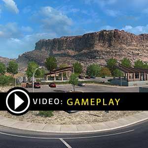 American Truck Simulator Utah Gameplay Video