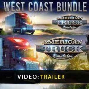 Buy American Truck Simulator West Coast Bundle CD Key Compare Prices