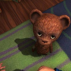 Among The Sleep Evil Teddy Bear