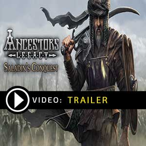 Buy Ancestors Legacy Saladins Conquest CD Key Compare Prices