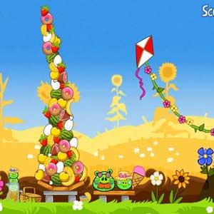 Angry Birds Seasons Summer Picnic