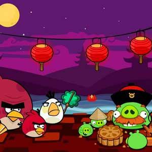 Angry Birds Seasons Mooncake Festival