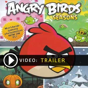Buy Angry Birds Seasons CD Key Compare Prices