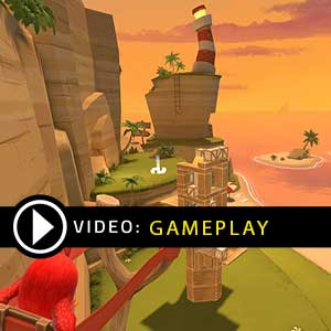 Angry Birds VR Isle of Pigs PS4 Gameplay Video