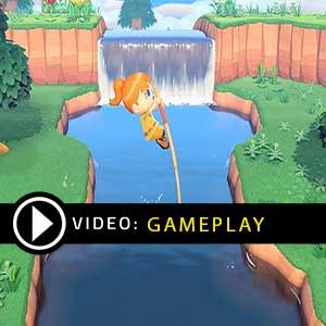 Animal's Crossing New Horizons Nintendo Switch Gameplay Video