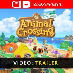 Animal Crossing New Horizons Nintendo Switch Trailer Video
