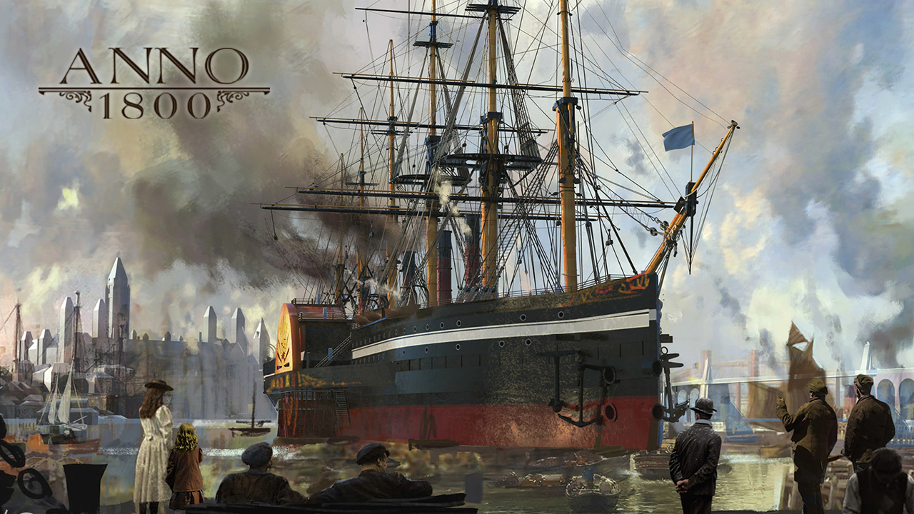 can you play anno 1800 offline