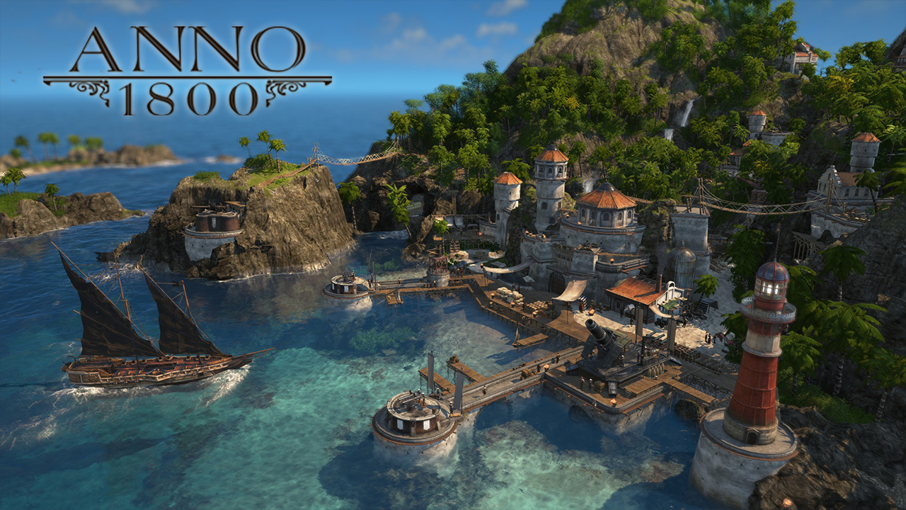 Anno 1800 Review Round-Up