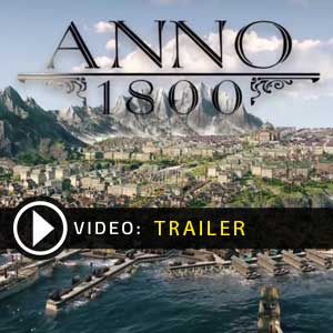 Buy Anno 1800 CD Key Compare Prices