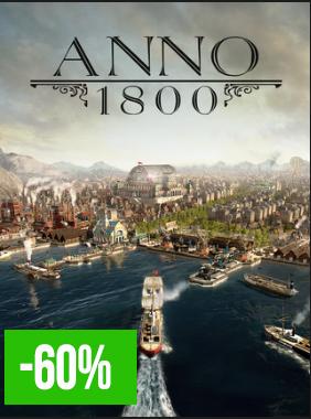 ANNO 1800 CD Key Compare Prices