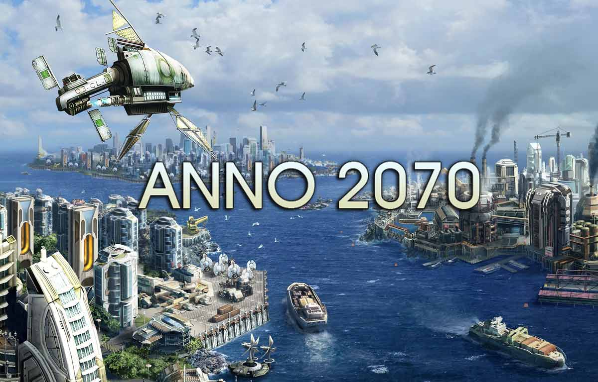 Buy Anno 2070 - DLC Complete Pack CD KEY Compare Prices