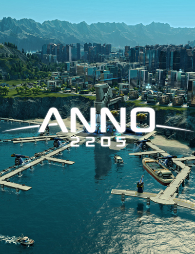 The Earth and Moon Can Be Yours in Anno 2205!