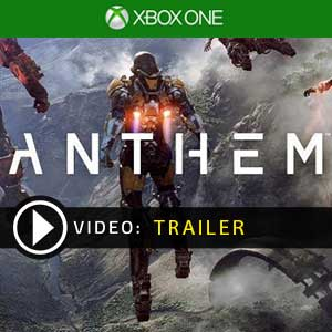 Anthem Xbox One Prices Digital or Box Edition