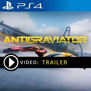 Antigraviator PS4 Prices Digital or Box Edition