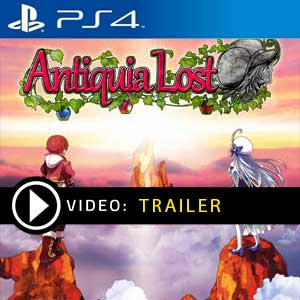 Antiquia Lost PS4 Prices Digital or Box Editions