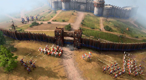 is Age of Empires 4 multiplayer?