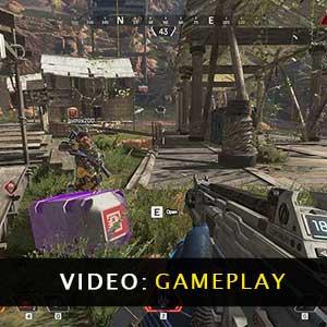 Apex Legends Bloodhound Upgrade Gameplay Video
