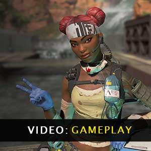 Apex Legends Lifeline Upgrade PS4 Gameplay Video