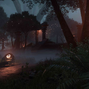 Nature Game Environment