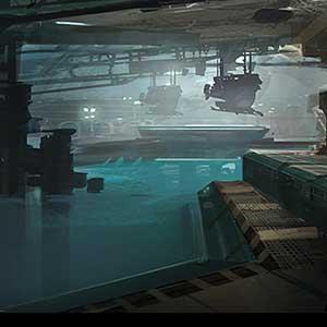 Aquanox Deep Descent Station