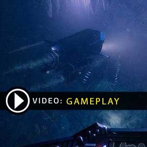 Aquanox Deep Descent PS4 Gameplay Video
