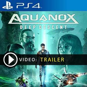 Aquanox Deep Descent PS4 Prices Digital or Box Edition