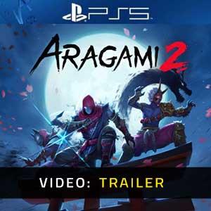 Aragami 2 PS5 Video Trailer