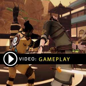 Aragami Nintendo Switch Gameplay Video