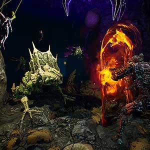 unusual denizens
