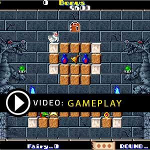 Arcade Archives Solomon's Key Nintendo Switch Gameplay Video
