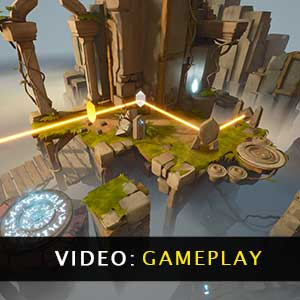Archaica The Path Of Light Gameplay Video
