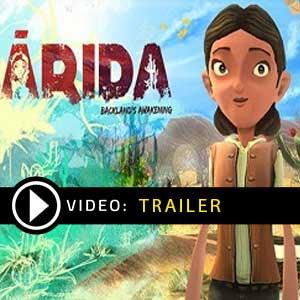 Arida Backland's Awakening