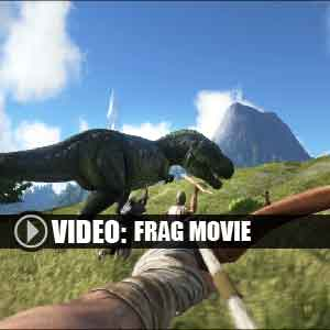 ARK Survival Evolved Frag Movie