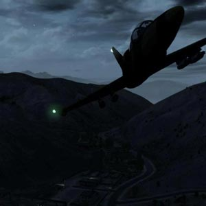 Arma 2 Operation Arrowhead - Jet