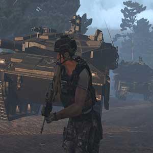 Arma 3 - Tank