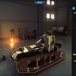 Customize your tank