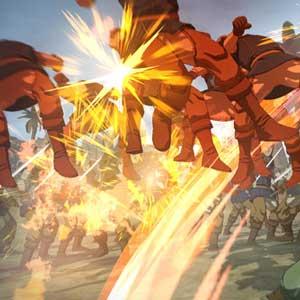 Arslan The Warriors of Legend PS4 Fire Weapon Art