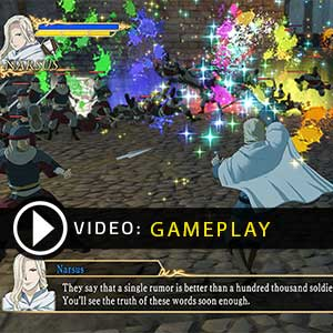 Arslan The Warriors of Legend PS4 Gameplay Video