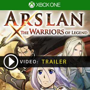 Arslan The Warriors of Legend Xbox One Prices Digital or Physical Edition