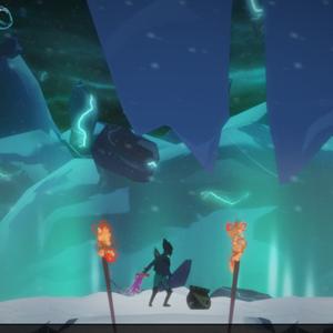 Ascendant ice stage