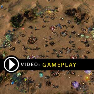 Ashes of the Singularity Escalation Hunter Prey Gameplay Video