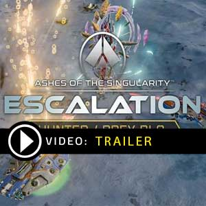 Ashes of the Singularity Escalation Hunter Prey