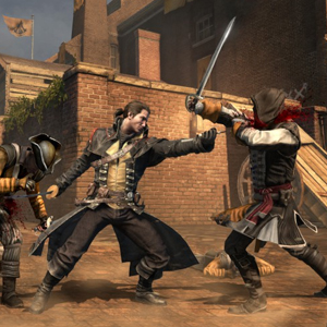 Assassins Creed Rogue Battle
