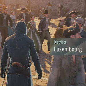Assassins Creed Unity - Luxembourg