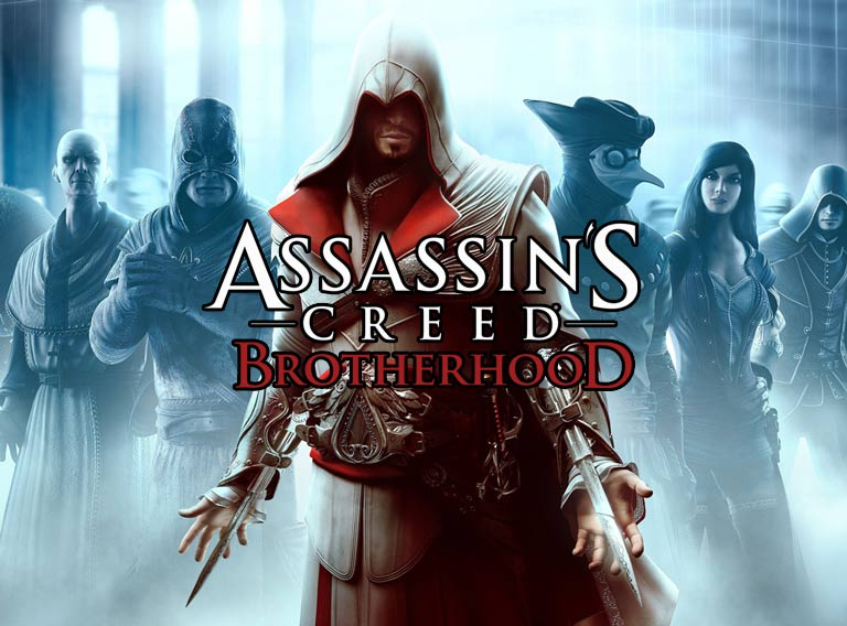 Buy cd key for digital download Assassin's Creed Brotherhood